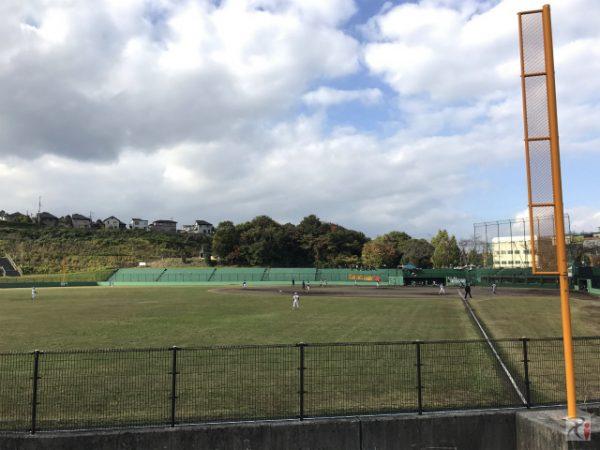 風鈴の音と野球場の歓声が重なる天気の良い土曜日【Walk田川伊田】