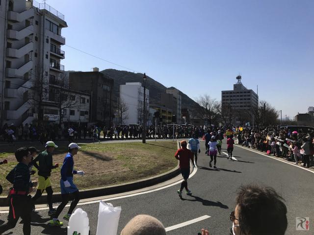 北九州マラソン参加者