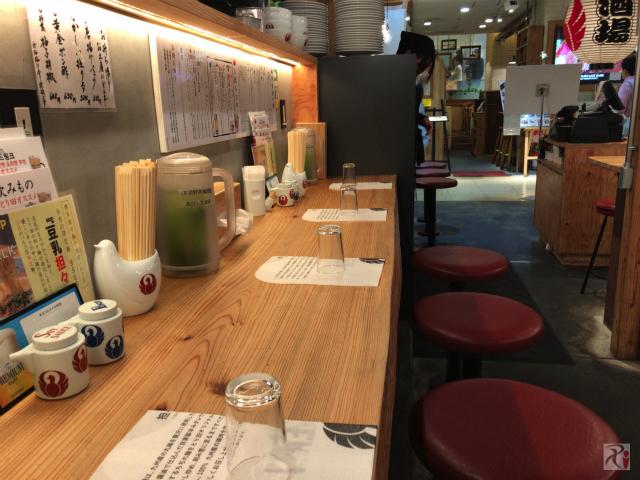 博多担々麺とり田福岡PARCO店