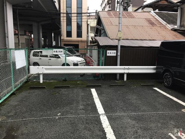 東洋軒駐車場