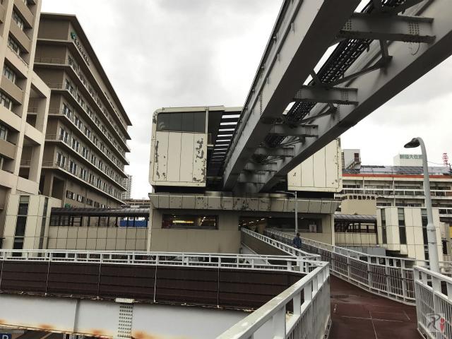 香春口三萩野駅