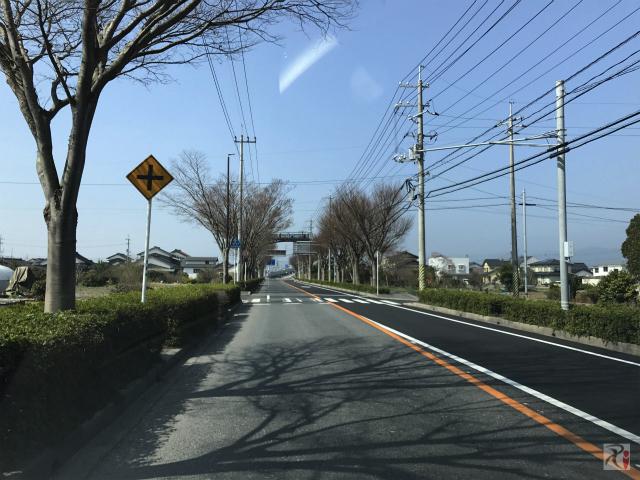 江島大橋入口