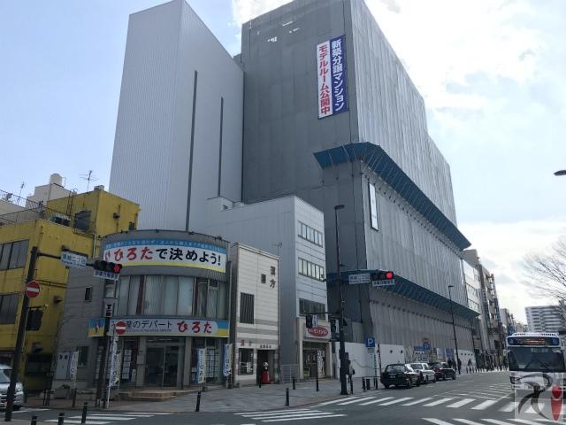 クエスト黒崎店跡地