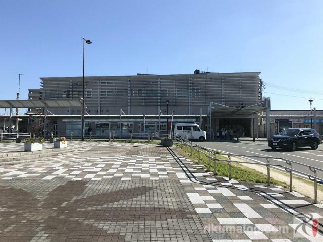 JR新飯塚駅