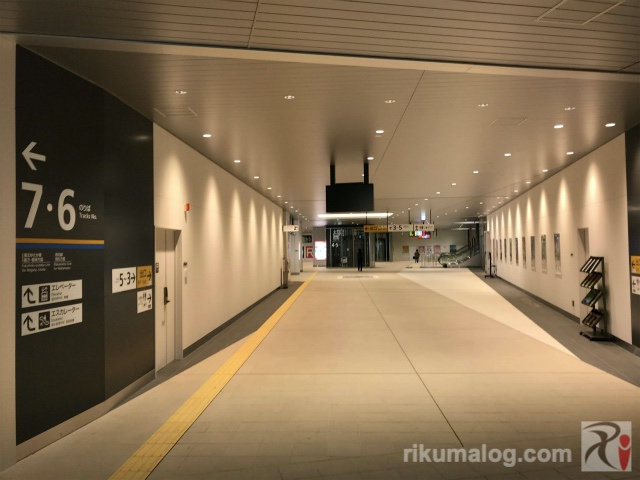 折尾駅コンコース