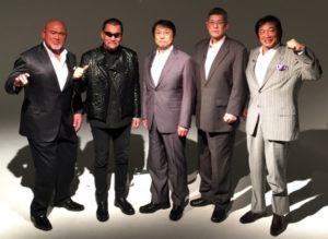 闘魂三銃士と全日本四天王のプロレス名勝負を収録した6枚組DVDが発売開始