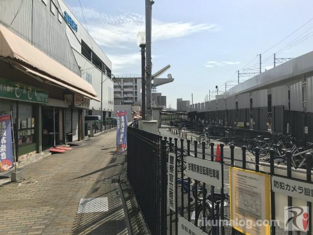 福岡銀行折尾支店周辺