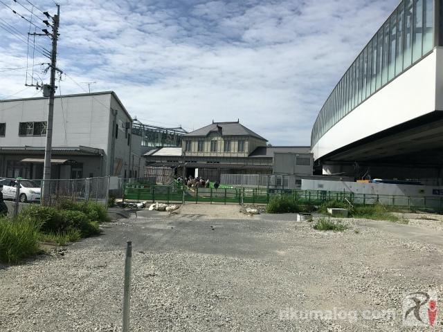 折尾駅北口