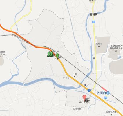 鹿児島県薩摩川内市に到達しました【ヴァーチャル九州一周】