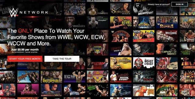 PPVもお宝映像も全て視聴できる!WWEネットワーク登録方法まとめ